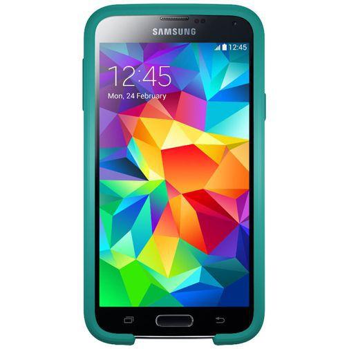 Productafbeelding van de Otterbox Symmetry Case Teal Rose Samsung Galaxy S5/S5 Plus/S5 Neo