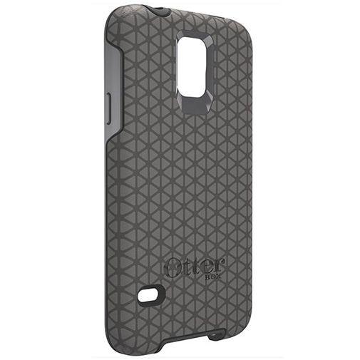 Productafbeelding van de Otterbox Symmetry Case Triangle Grey Samsung Galaxy S5/S5 Plus/S5 Neo