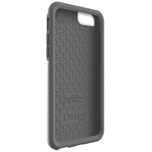 Productafbeelding van de Otterbox Symmetry Case White Grey Apple iPhone 6/6S