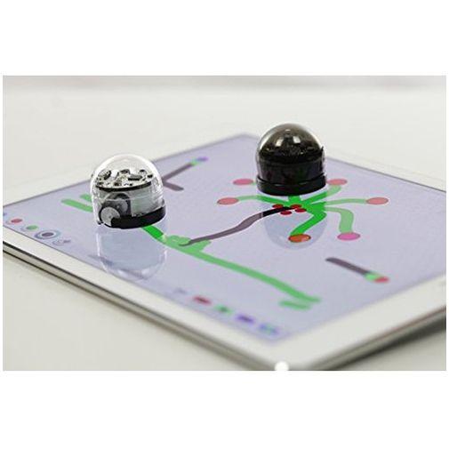Productafbeelding van de Ozobot Smart Programmable Robot Titanium Black