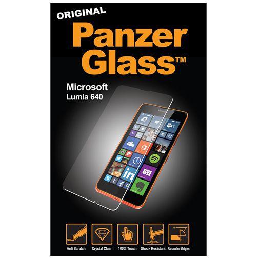 Productafbeelding van de PanzerGlass Screenprotector Microsoft Lumia 640 4G