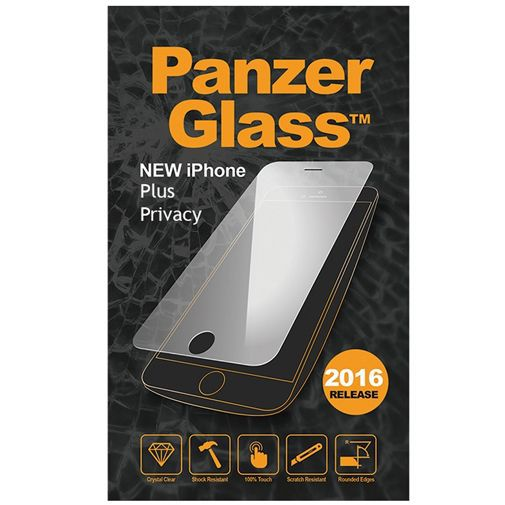 Productafbeelding van de PanzerGlass Screenprotector Privacy Apple iPhone 7 Plus