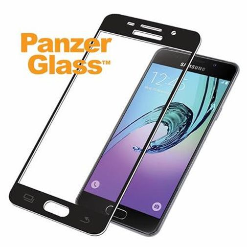Productafbeelding van de PanzerGlass Screenprotector Samsung Galaxy A3 (2016) Black