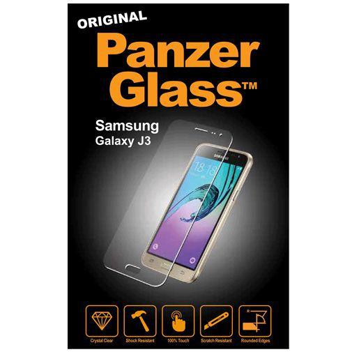 Productafbeelding van de PanzerGlass Screenprotector Samsung Galaxy J3 (2016)