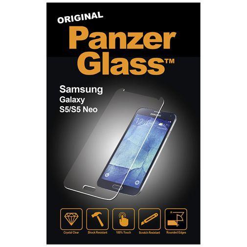 Productafbeelding van de PanzerGlass Screenprotector Samsung Galaxy S5/S5 Neo