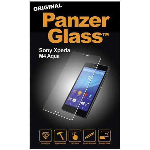 Productafbeelding van de PanzerGlass Screenprotector Sony Xperia M4 Aqua
