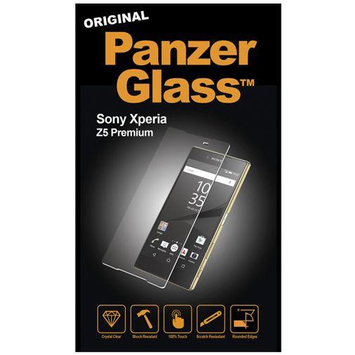 Productafbeelding van de PanzerGlass Screenprotector Sony Xperia Z5 Premium