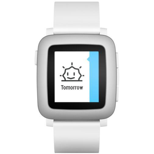Productafbeelding van de Pebble Time Smartwatch White