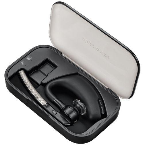 Productafbeelding van de Plantronics Voyager Legend Black + Charging Case