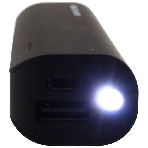 Productafbeelding van de RealPower PB-2600 Powerbank 2600 mAh Black
