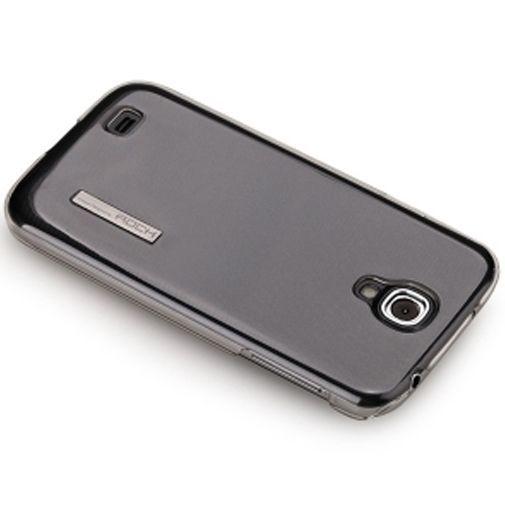 Productafbeelding van de Rock Faceplate Ethereal Case Black Samsung Galaxy S4
