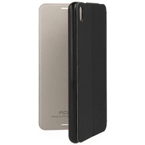 Productafbeelding van de Rock Flip Case Excel HTC Desire 816 Black