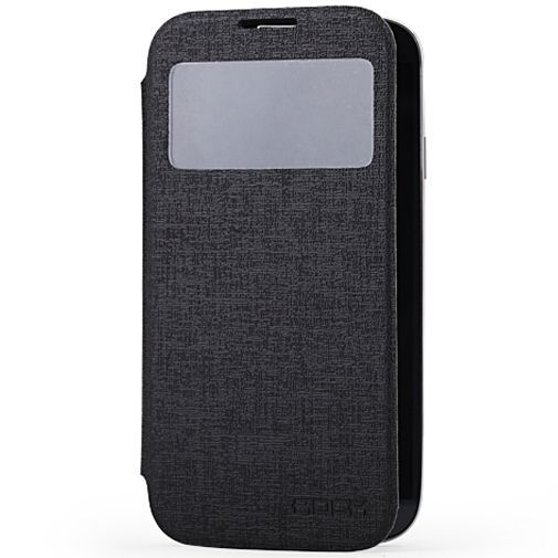 Productafbeelding van de Rock Magic Case Black Samsung Galaxy S4