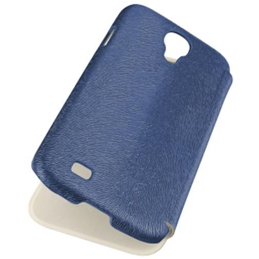 Productafbeelding van de Rock Side Flip Case Big City Dark Blue Samsung Galaxy S3 (Neo)