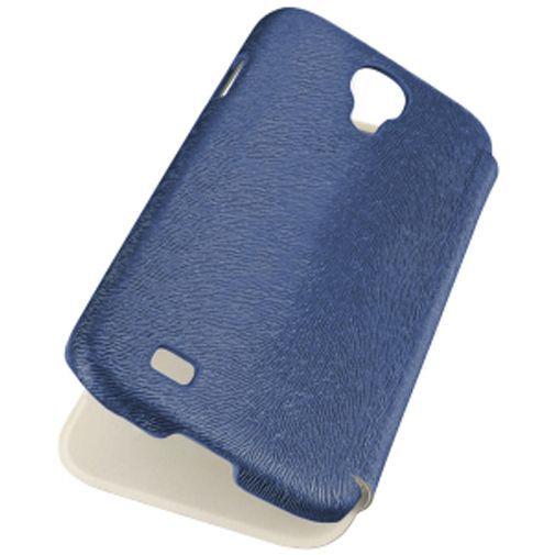 Productafbeelding van de Rock Side Flip Case Big City Series Samsung Galaxy Grand Duos Blue