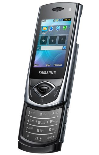 Productafbeelding van de Samsung S5530 Grey