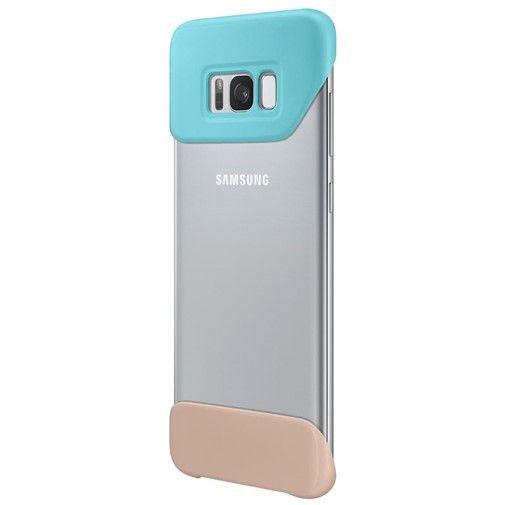 Productafbeelding van de Samsung 2Piece Cover Mint/Pink Galaxy S8+