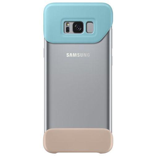Productafbeelding van de Samsung 2Piece Cover Mint/Pink Galaxy S8