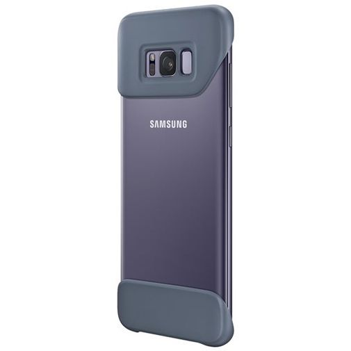 Productafbeelding van de Samsung 2Piece Cover Grey Galaxy S8