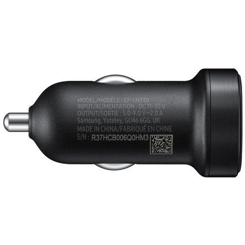 Productafbeelding van de Samsung Autolader Mini MicroUSB