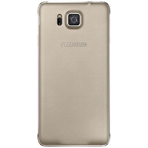Productafbeelding van de Samsung Back Cover Gold Galaxy Alpha