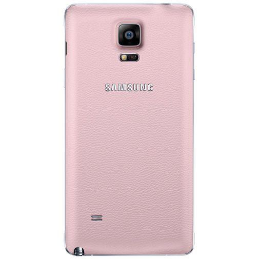Productafbeelding van de Samsung Back Cover Pink Galaxy Note 4