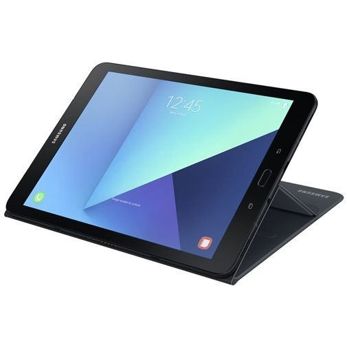 Samsung Book Cover Black Galaxy Tab S3 9.7