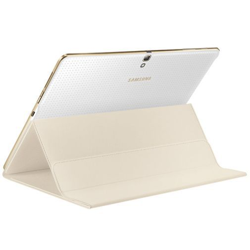 Productafbeelding van de Samsung Book Cover Ivory Galaxy Tab S 10.5