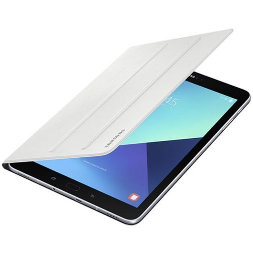 Productafbeelding van de Samsung Book Cover White Galaxy Tab S3 9.7