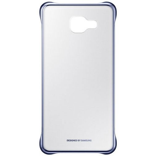 Productafbeelding van de Samsung Clear Cover Black Galaxy A5 (2016)