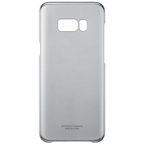Productafbeelding van de Samsung Clear Cover Black Galaxy S8+