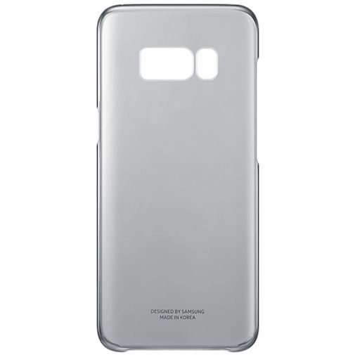 Productafbeelding van de Samsung Clear Cover Black Galaxy S8