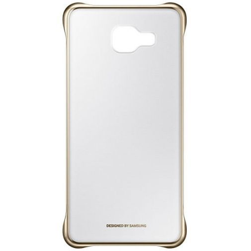 Productafbeelding van de Samsung Clear Cover Gold Galaxy A5 (2016)