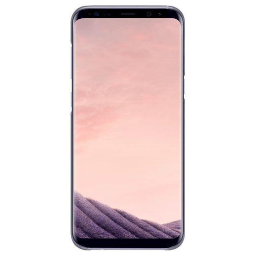Productafbeelding van de Samsung Clear Cover Grey Galaxy S8+