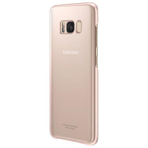 Productafbeelding van de Samsung Clear Cover Pink Galaxy S8