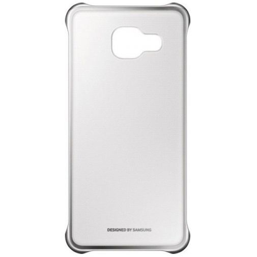Productafbeelding van de Samsung Clear Cover Silver Galaxy A3 (2016)