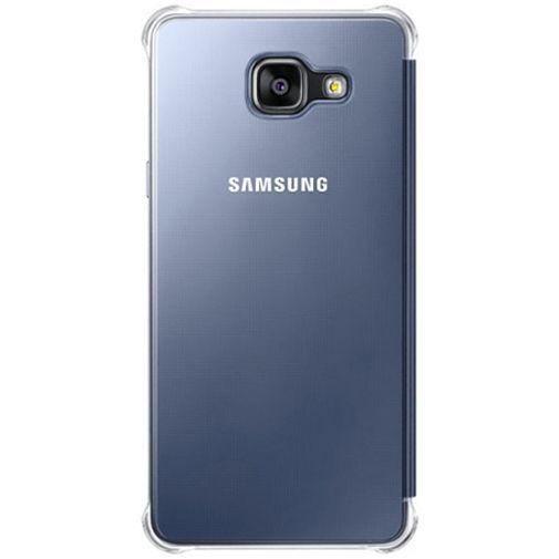 Productafbeelding van de Samsung Clear View Cover Black Galaxy A5 (2016)