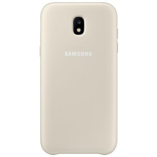 Productafbeelding van de Samsung Dual Layer Cover Gold Galaxy J5 (2017)