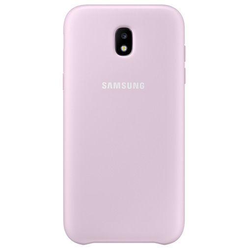 Productafbeelding van de Samsung Dual Layer Cover Pink Galaxy J3 (2017)