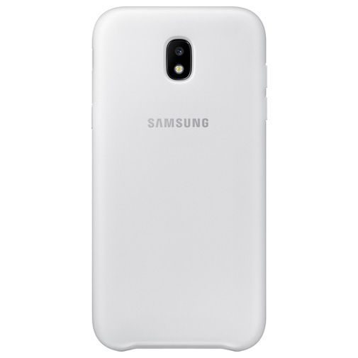 Productafbeelding van de Samsung Dual Layer Cover White Galaxy J7 (2017)
