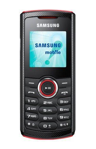 Productafbeelding van de Samsung E2120 black