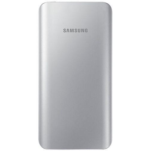 Productafbeelding van de Samsung Fast Charging Powerbank 5200 mAh Silver