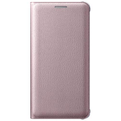 Productafbeelding van de Samsung Flip Cover Rose Gold Galaxy A3 (2016)