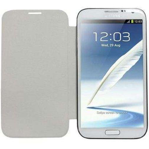Productafbeelding van de Samsung Flip Cover Samsung Galaxy Note 2 White