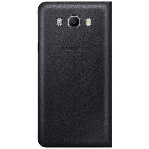 Productafbeelding van de Samsung Flip Wallet Black Galaxy J7 (2016)