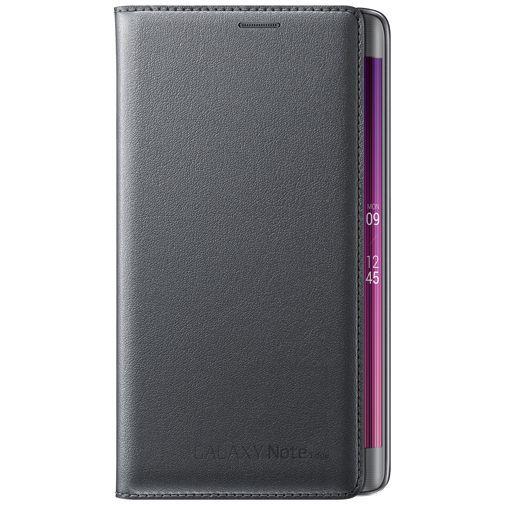 Productafbeelding van de Samsung Flip Wallet Black Galaxy Note Edge