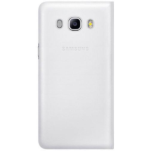Productafbeelding van de Samsung Flip Wallet White Galaxy J5 (2016)