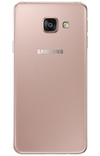 Productafbeelding van de Samsung Galaxy A3 (2016) A310 Rose Gold