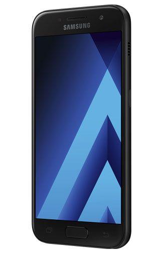 Productafbeelding van de Samsung Galaxy A3 (2017) A320 Black