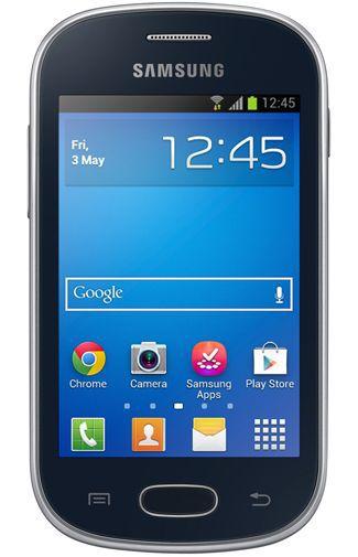 Productafbeelding van de Samsung Galaxy Fame Lite S6790 Black